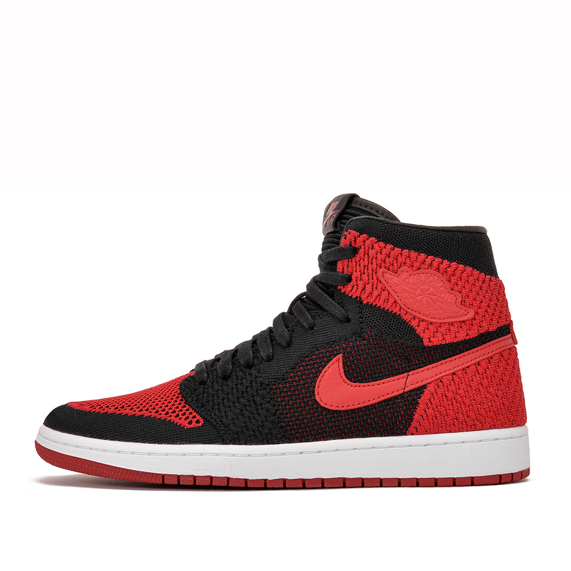 "AIR JORDAN 1 RETRO HI FLYKNIT ""BANNED"" GS"
