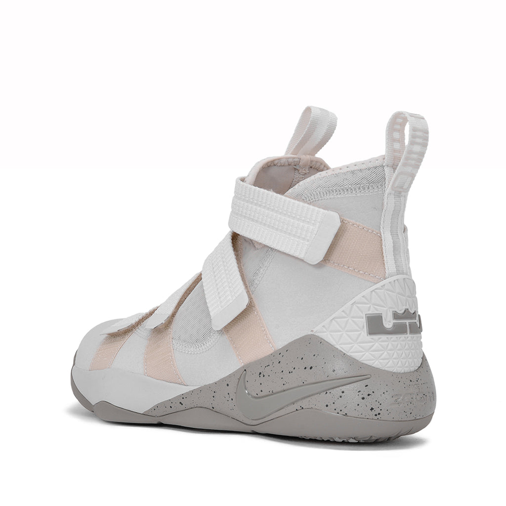 Lebron Soldier Xi Sfg Light Bone Dark Stucco City Blue