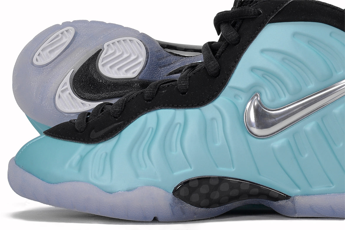 "AIR FOAMPOSITE PRO (PS) ""ISLAND GREEN"""