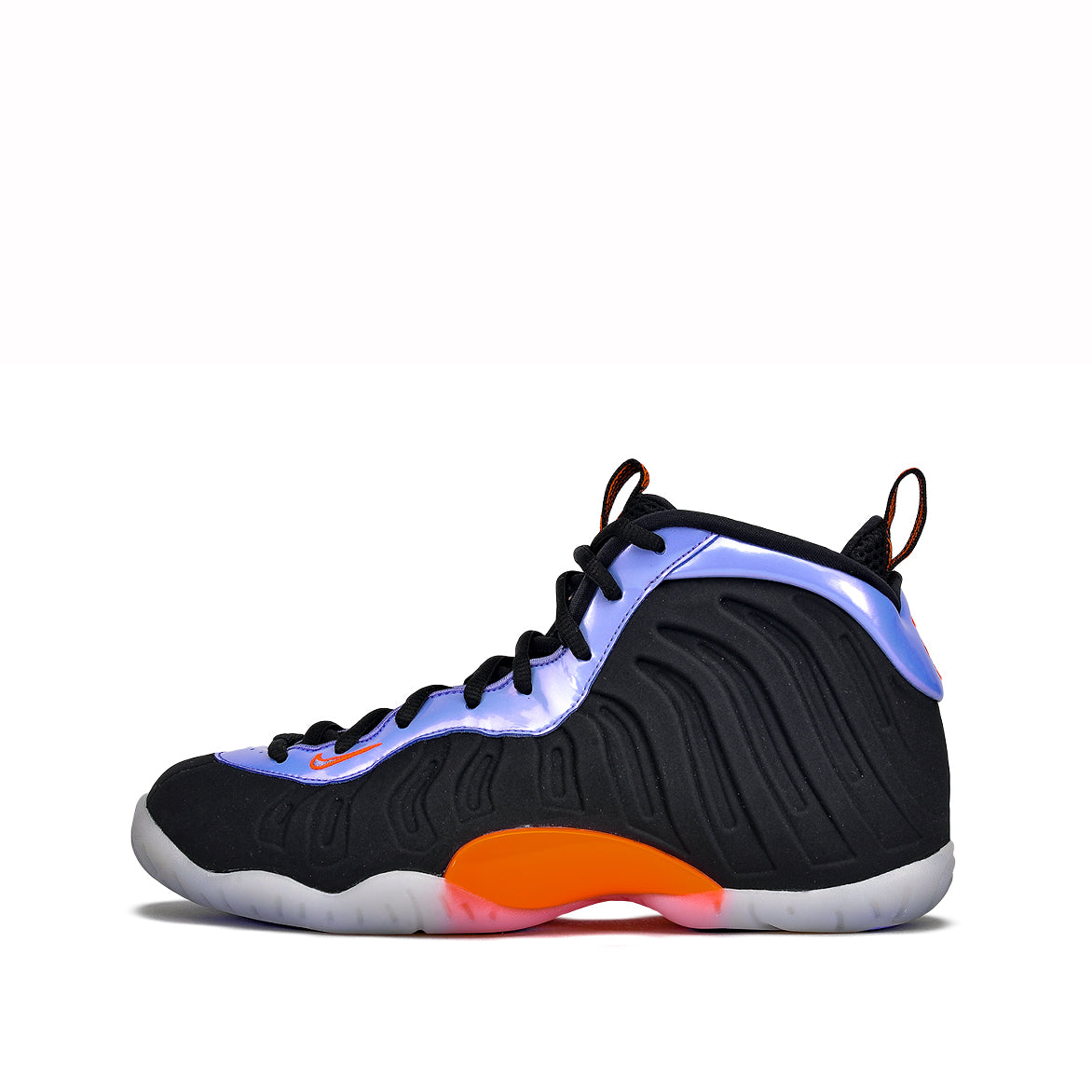 LITTLE POSITE ONE (GS) - BLACK / TOTAL ORANGE