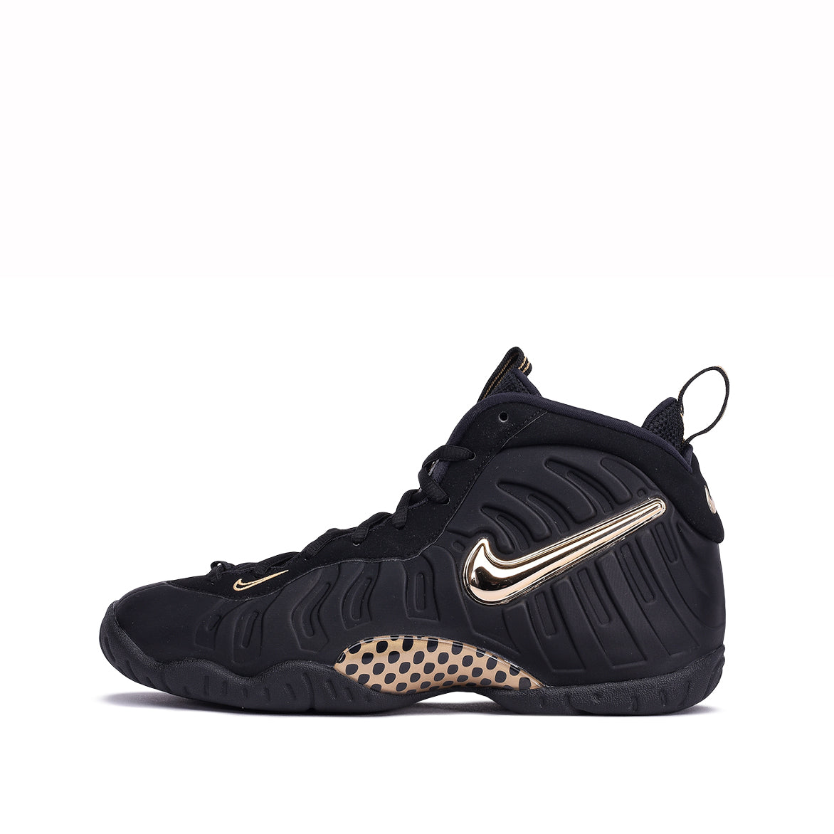 "LITTLE POSITE PRO (GS)  ""BLACK / METALLIC GOLD"""