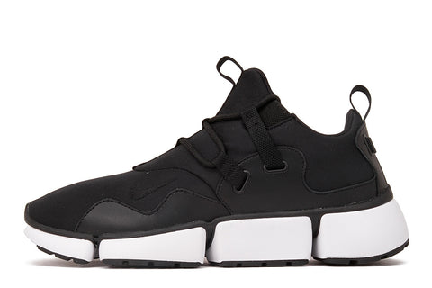 POCKETKNIFE DM - BLACK / WHITE