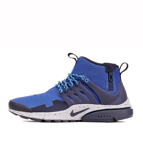 AIR PRESTO MID UTILITY - GYM BLUE