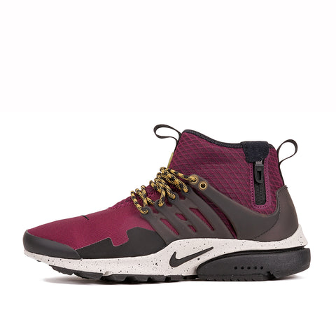 AIR PRESTO MID UTILITY - BORDEAUX