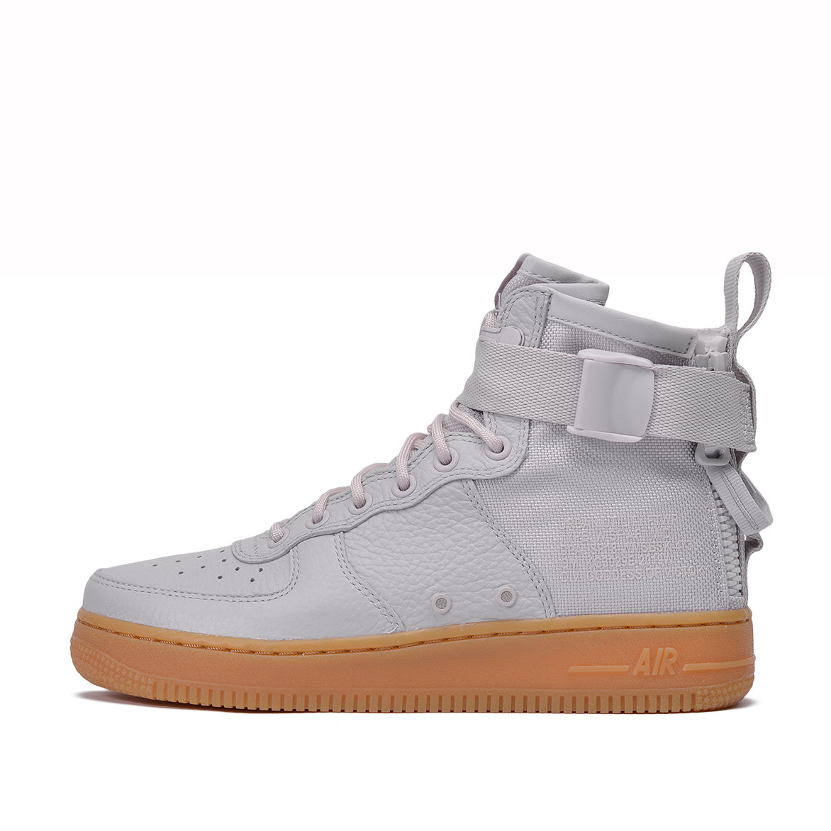 W SF AF1 MID (WMNS) - VAST GREY | City Blue