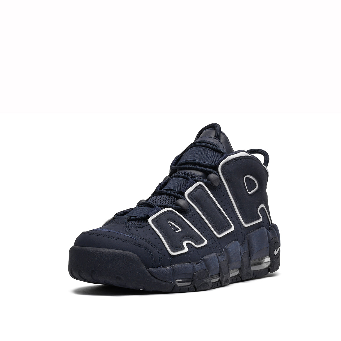 "AIR MORE UPTEMPO (GS) ""OBSIDIAN"""