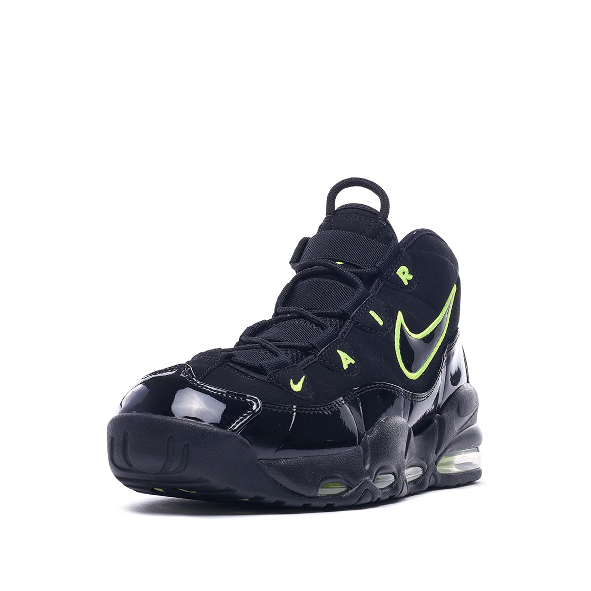 AIR MAX UPTEMPO '95 - BLACK / VOLT