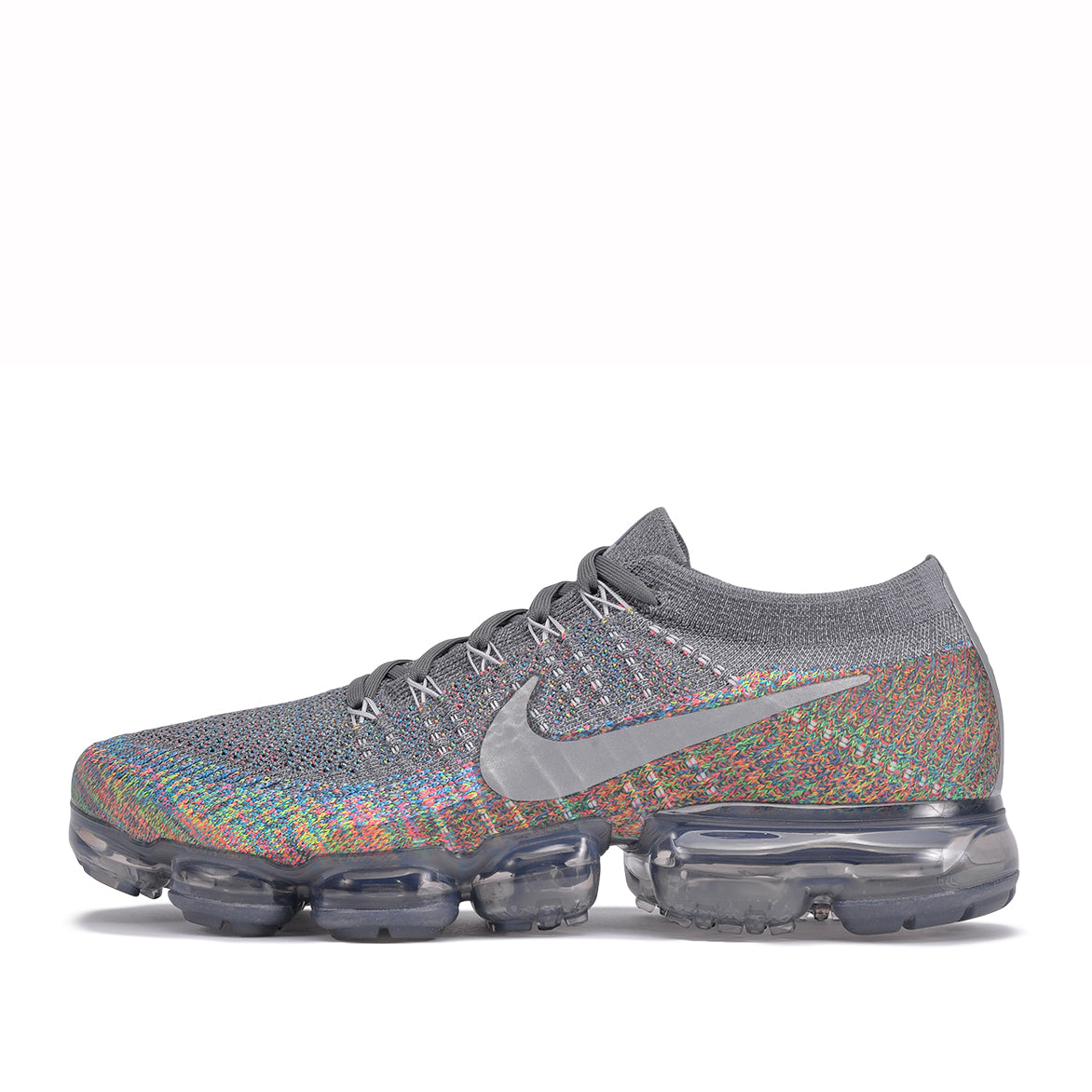 ab32250a5df ... wholesale air vapormax flyknit dark grey reflect silver 1e4b4 49d42