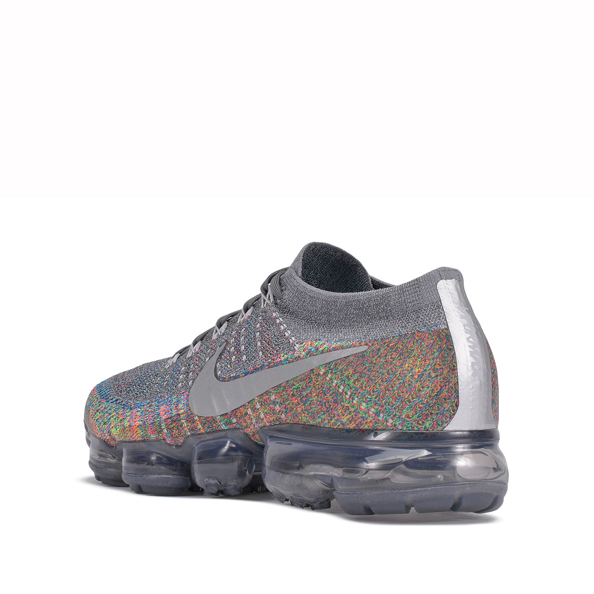 AIR VAPORMAX FLYKNIT - DARK GREY / REFLECT SILVER