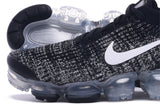 AIR VAPORMAX FLYKINT 3 - BLACK / WHITE / METALLIC SILVER