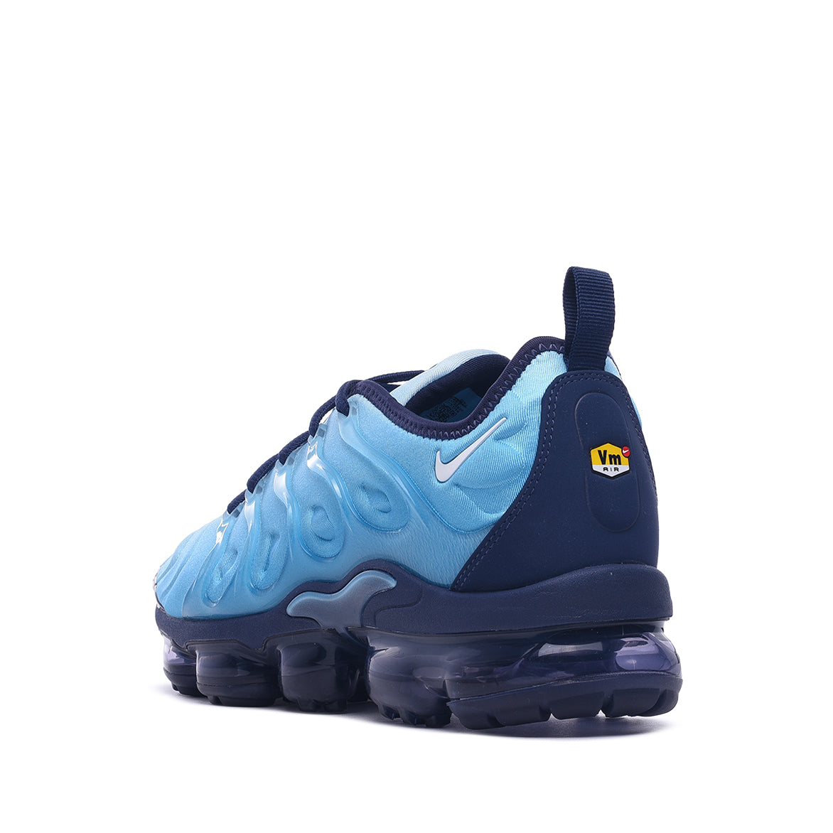 AIR VAPORMAX PLUS - LIGHT CURRENT BLUE / WHITE