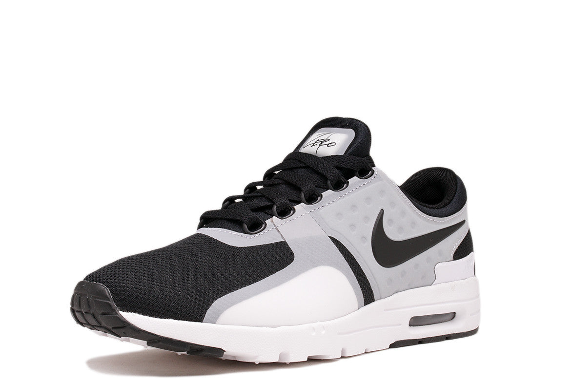 AIR MAX ZERO (WMNS) - WHITE / BLACK