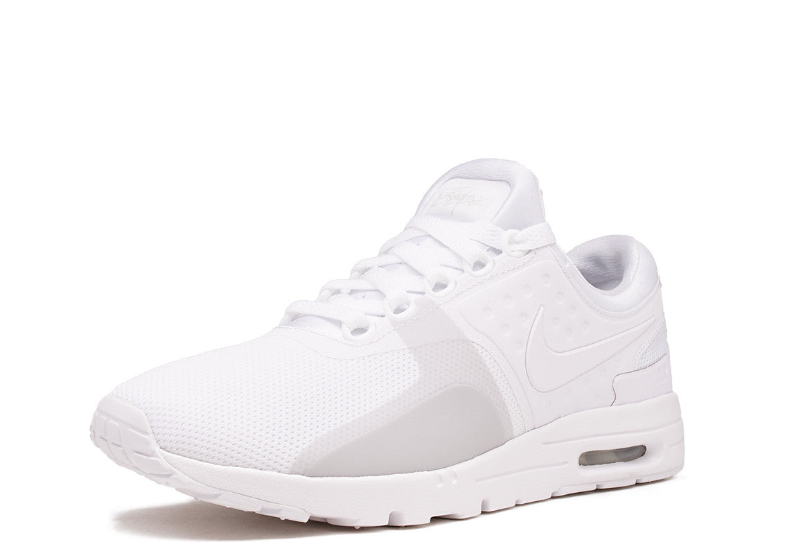 AIR MAX ZERO (WMNS) - WHITE / PURE PLATINUM