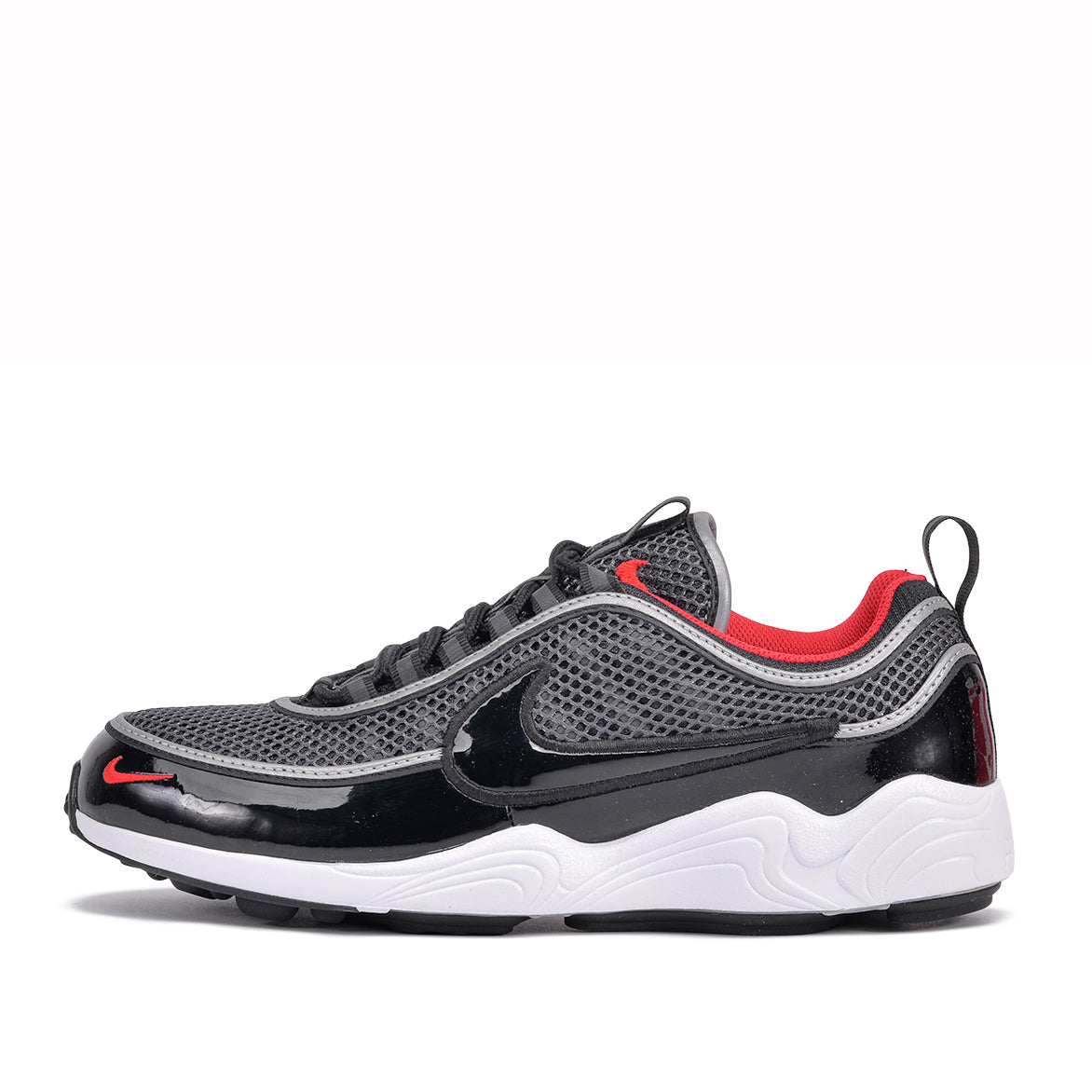 new style 1efae a555c AIR ZOOM SPIRIDON `16 - BLACK   UNIVERSITY RED   City Blue