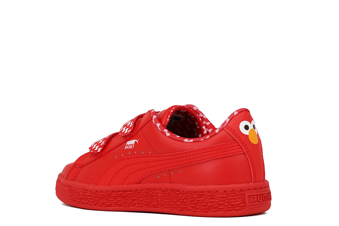 "SESAME STREET BASKET MONO (PS) ""ELMO"""