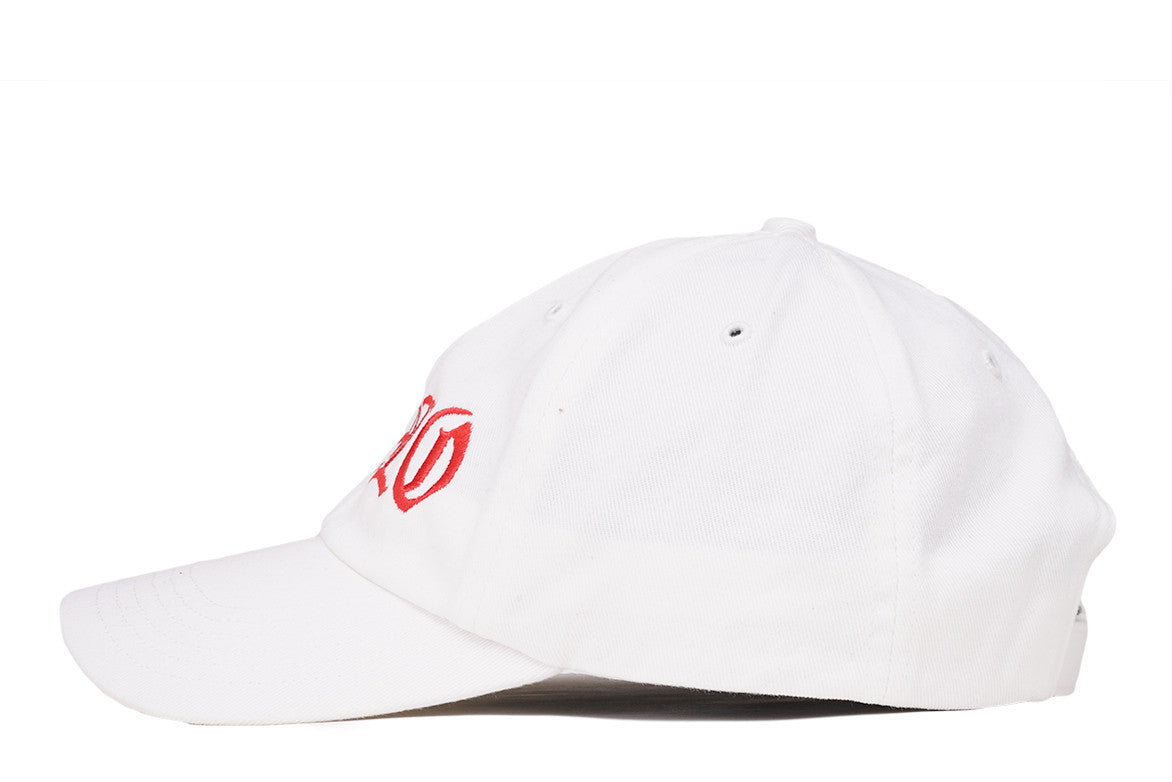 PABLO & FRIENDS DAD HAT - PABLO WHITE