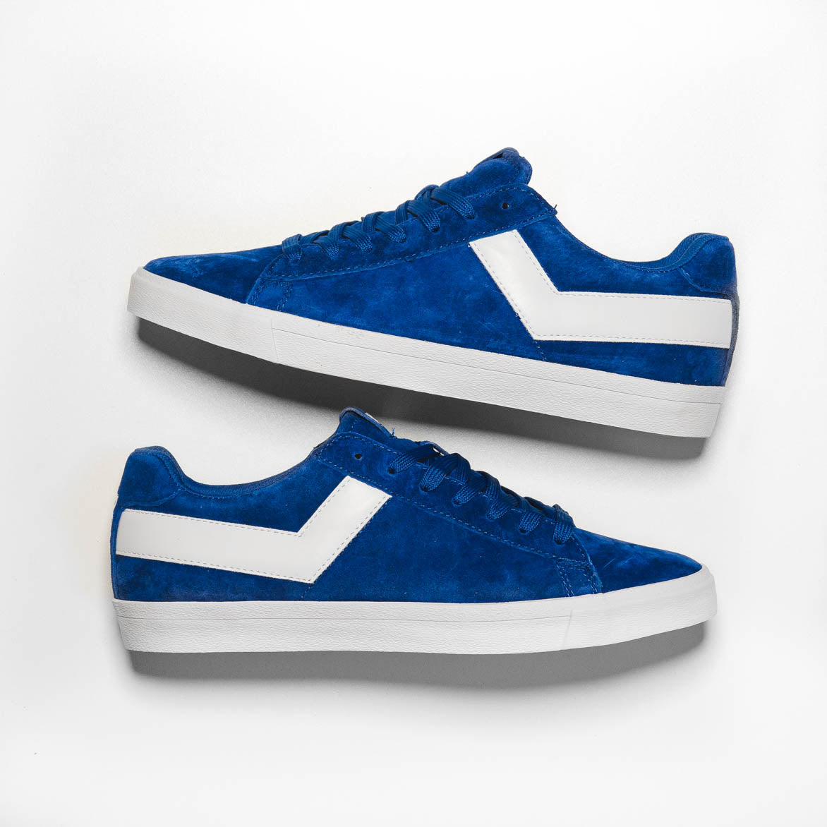 TOPSTAR SUEDE LOW - ROYAL