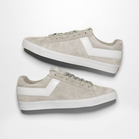 TOPSTAR SUEDE LOW - GREY