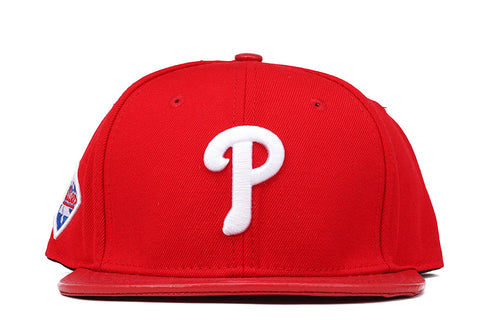 PHILADELPHIA PHILLIES STRAPBACK - RED