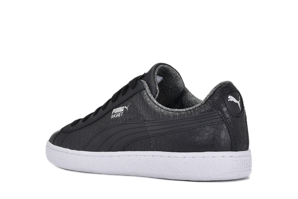 BASKET CLASSIC TEXTURED - BLACK