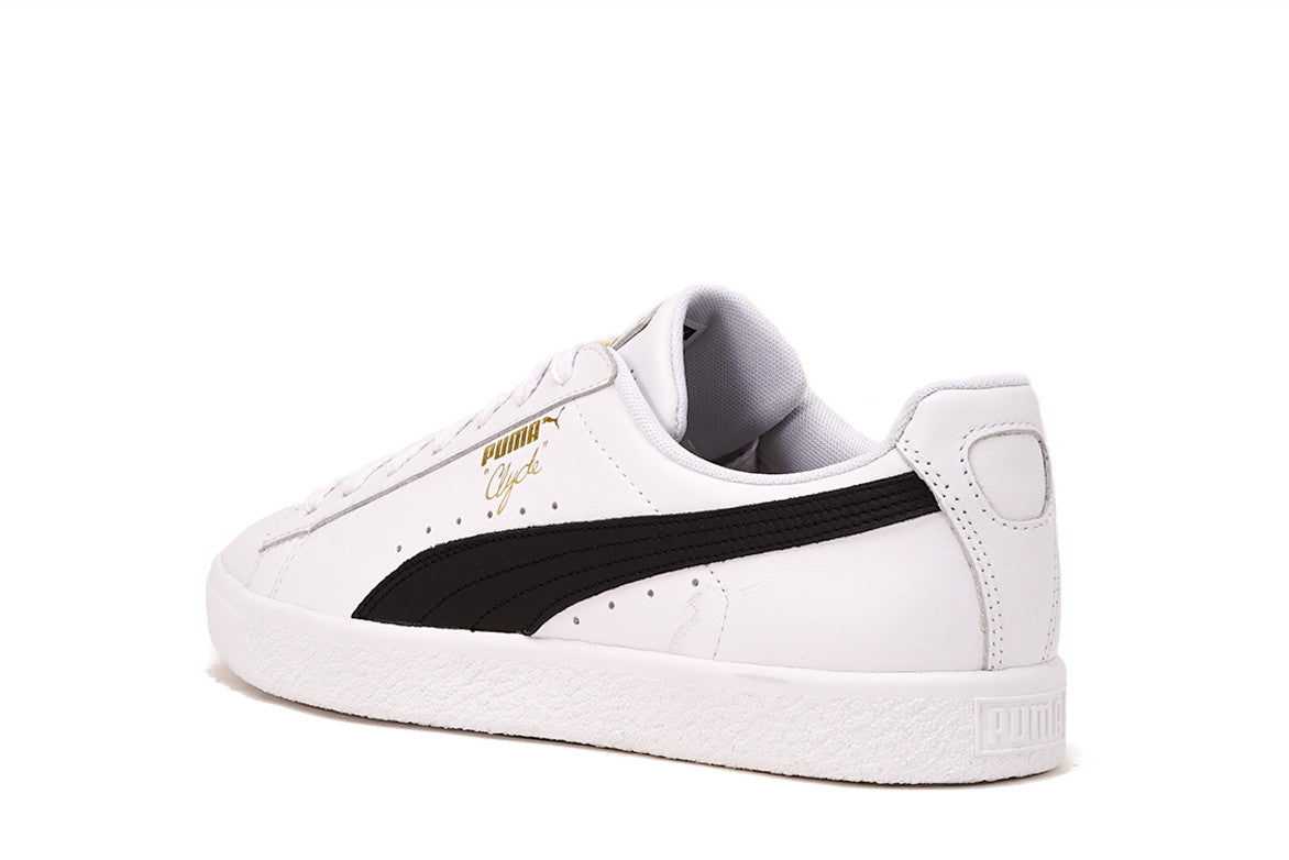 CLYDE CORE FOIL - WHITE / BLACK