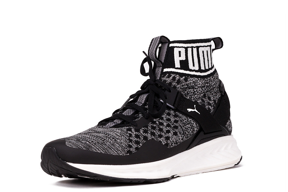 IGNITE EVOKNIT - PUMA BLACK