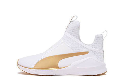 FIERCE GOLD (WMNS) - WHITE / GOLD