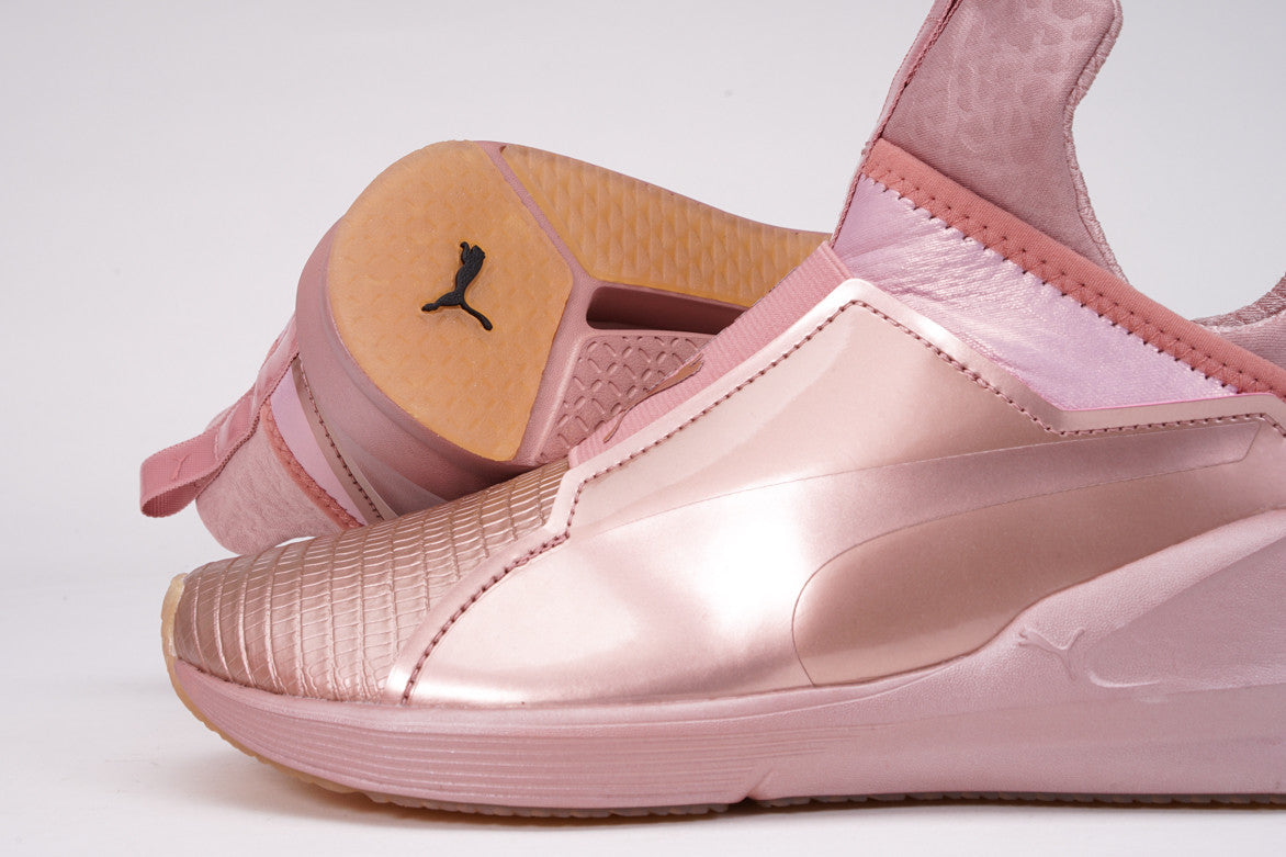 FIERCE METALLIC (WMNS) - ROSE GOLD