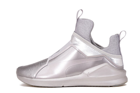 FIERCE METALLIC (WMNS) - SILVER