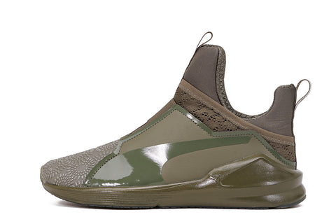 FIERCE KRM (WMNS) - BURNT OLIVE