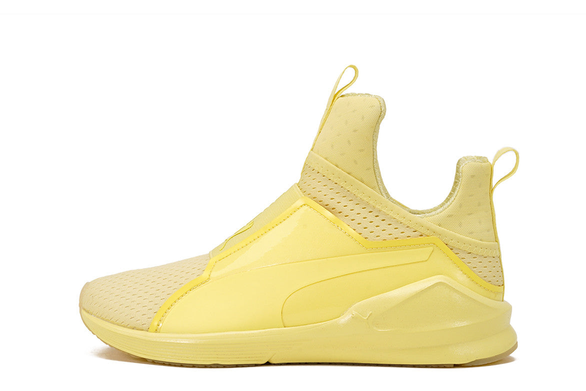 FIERCE BRIGHT MESH - ELFIN YELLOW