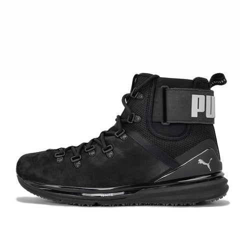 IGNITE LIMITLESS BOOT LEATHER - BLACK