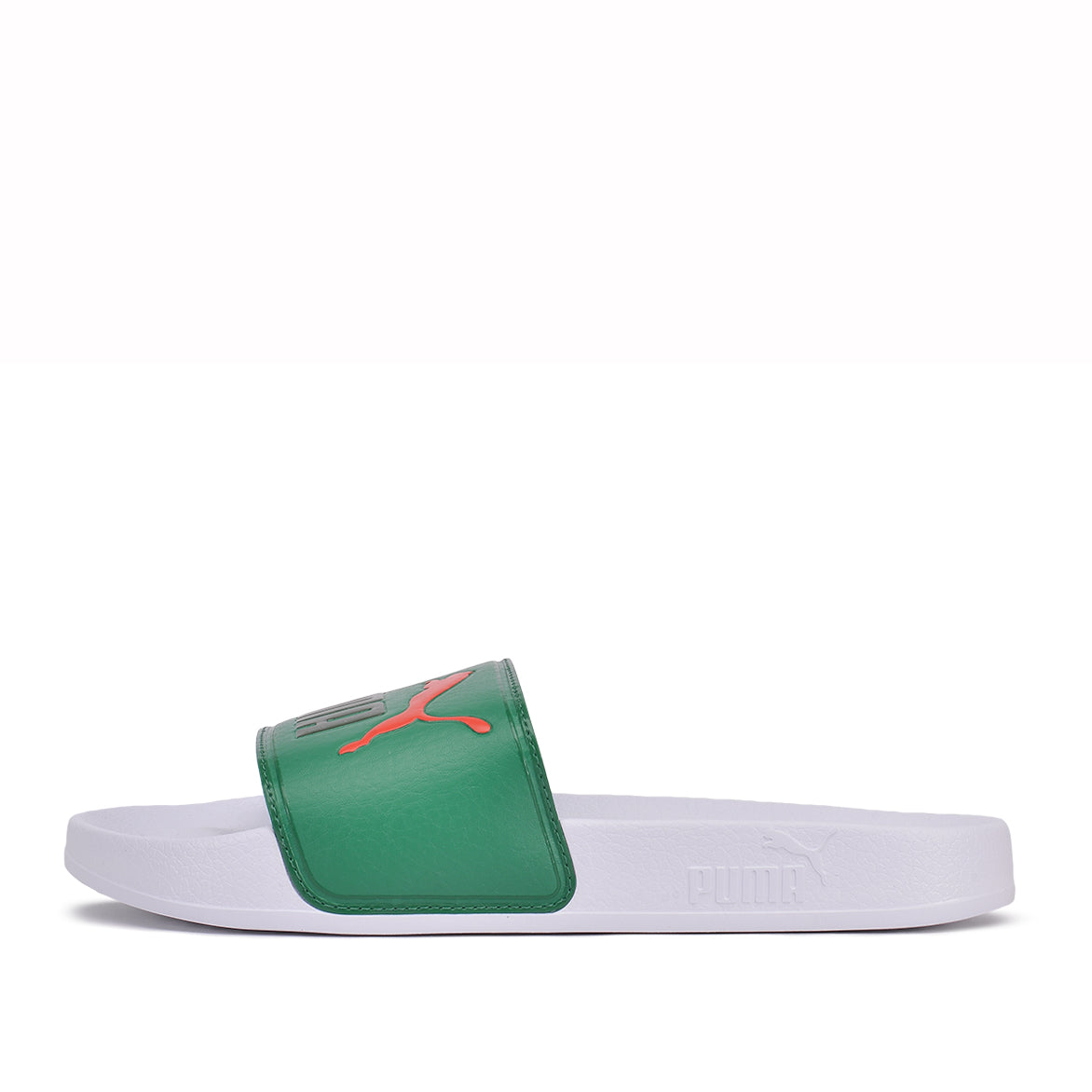 LEADCAT SLIDE - GREEN / RED