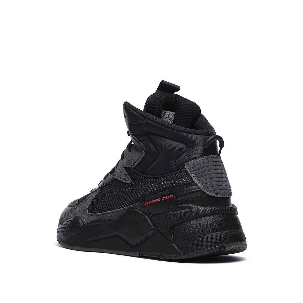 RS-X MID BINARY CODE - BLACK