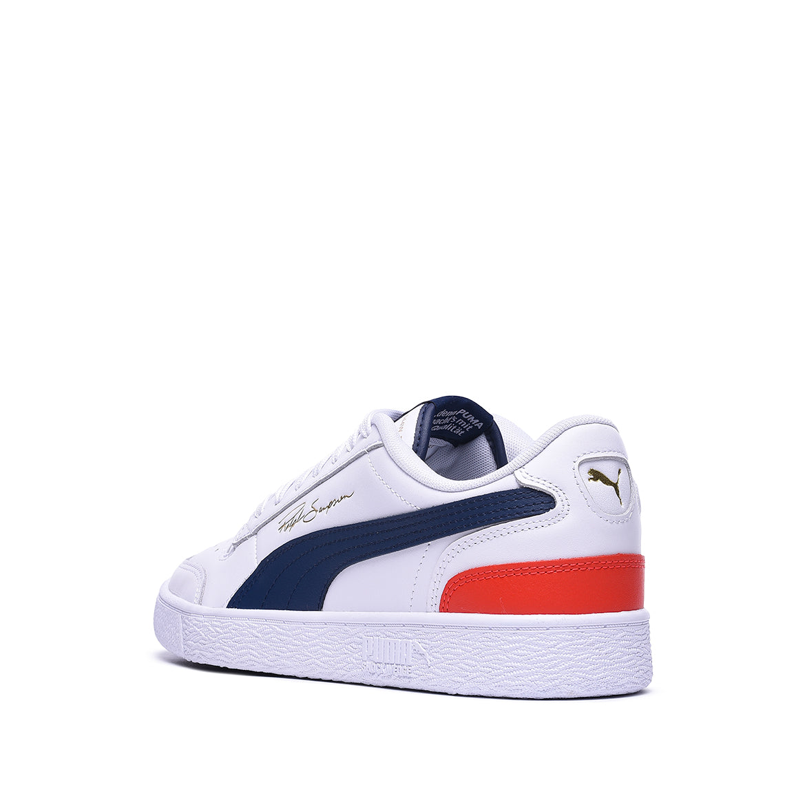 RALPH SAMPSON LO - WHITE / PEACOAT / RED