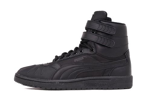 SKY II HIGH DUCK BOOT - BLACK