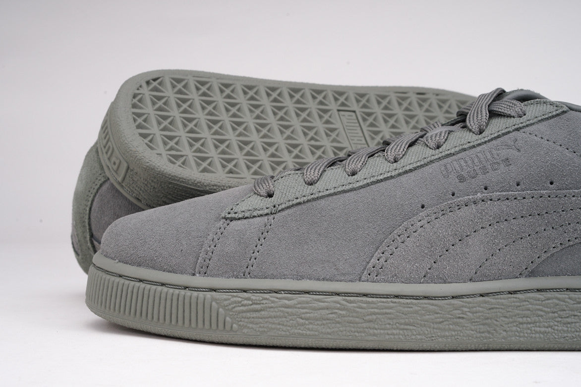 SUEDE CLASSIC TONAL - AGAVE GREEN