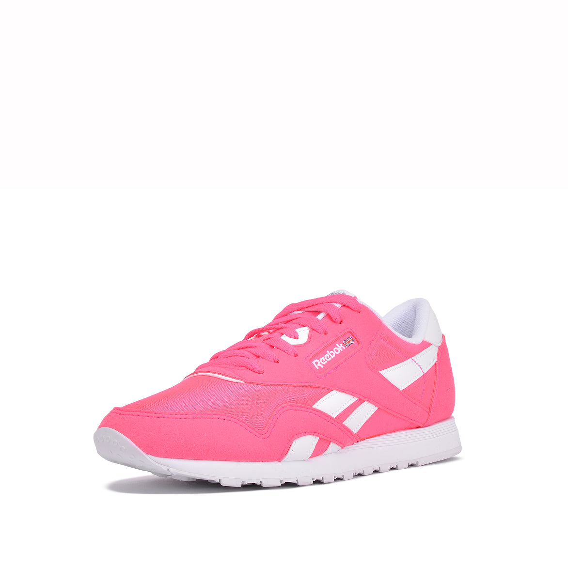 CLASSIC NYLON BRIGHTS - ACID PINK