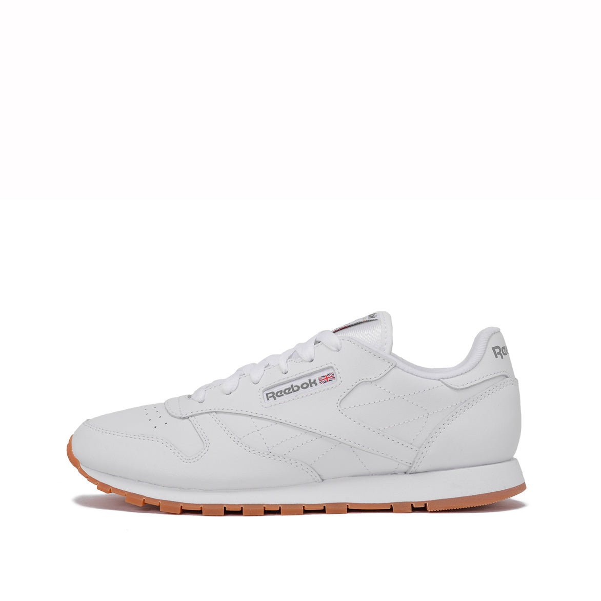 CLASSIC LEATHER (JUNIOR) - WHITE / GUM