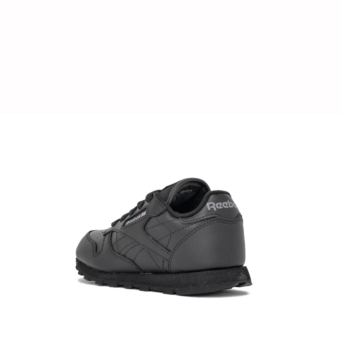 CLASSIC LEATHER (KIDS) - BLACK