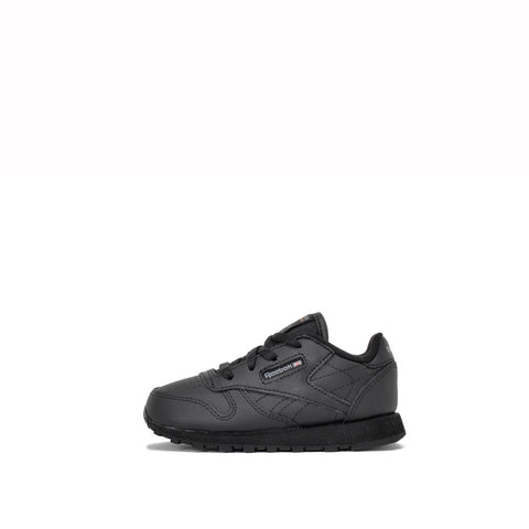 CLASSIC LEATHER (TODDLER) - BLACK
