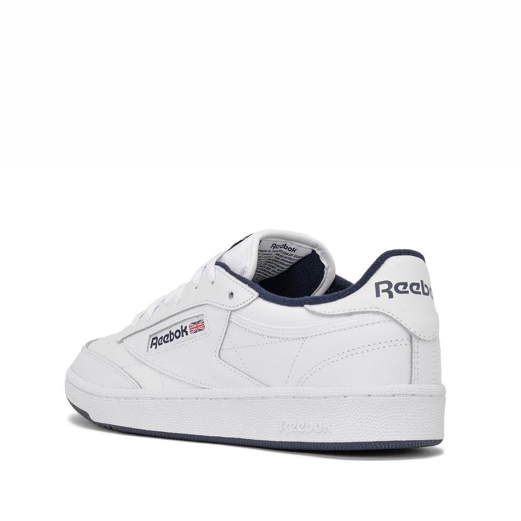CLUB C 85 - WHITE / NAVY