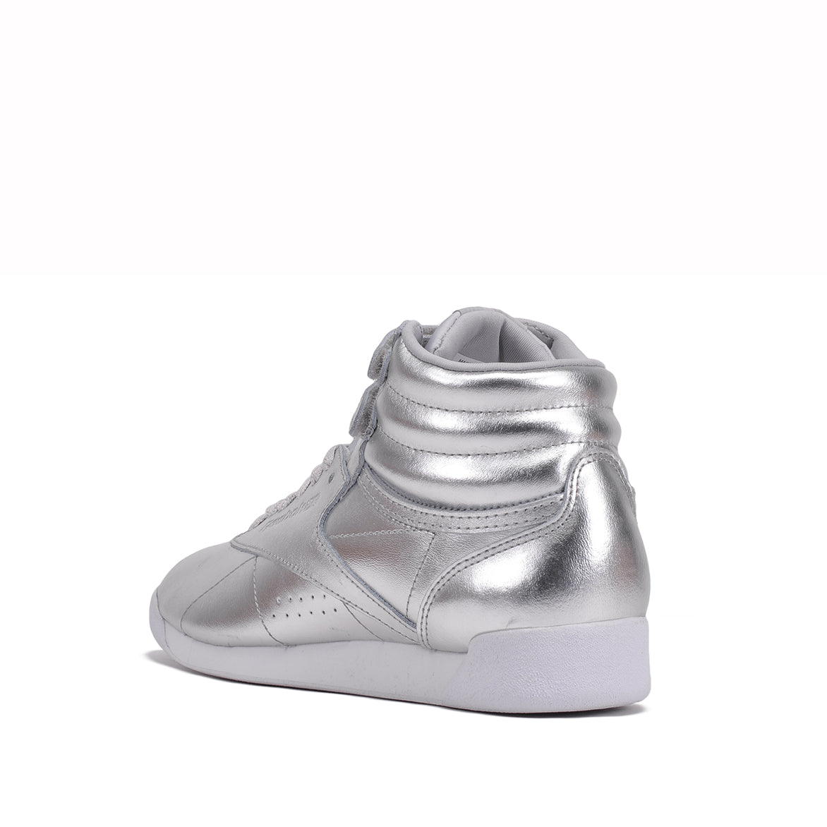 WMNS FREESTYLE HIGH METALLIC - SILVER