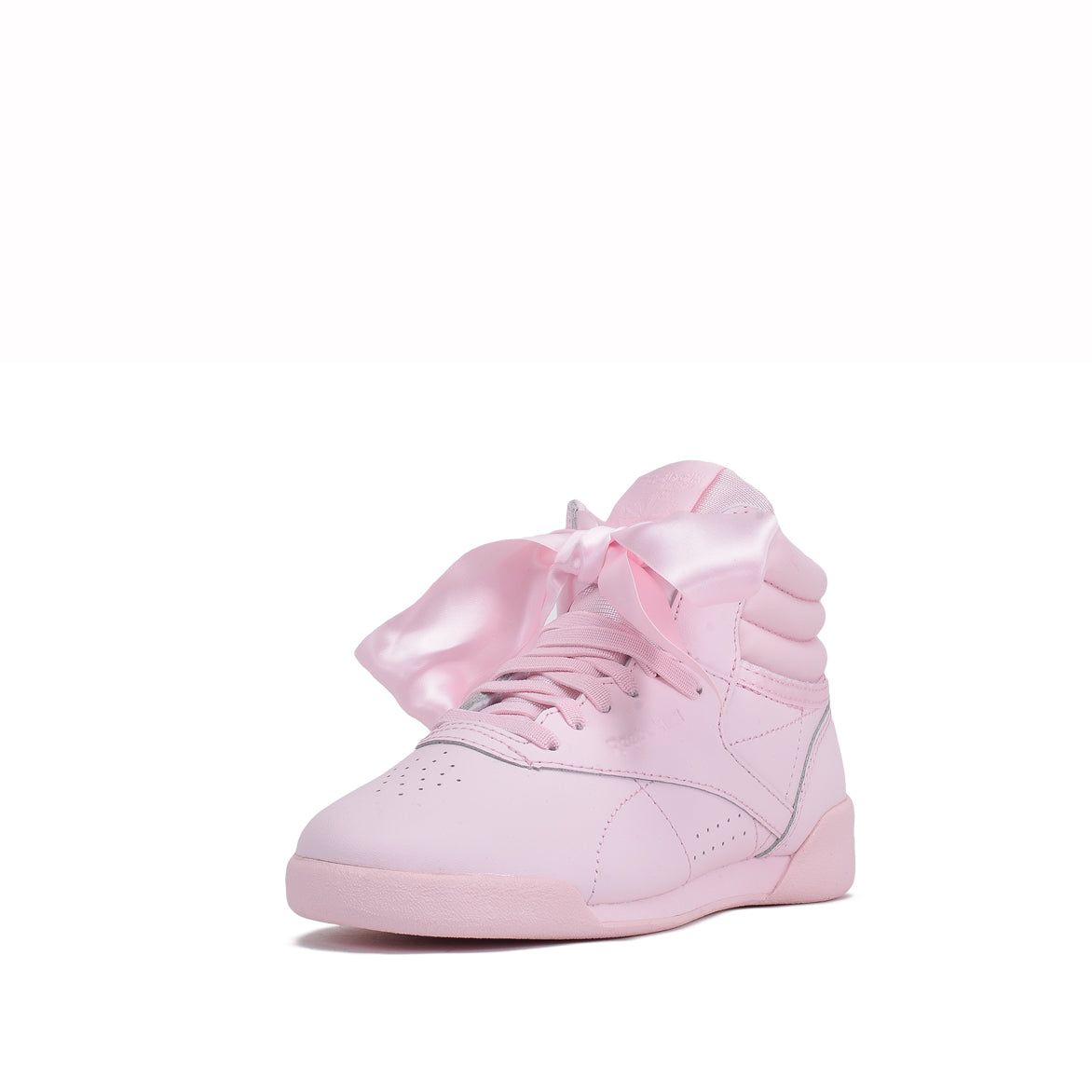 WMNS FREESTYLE HIGH SATIN BOW (KIDS) - PORCELAIN PINK
