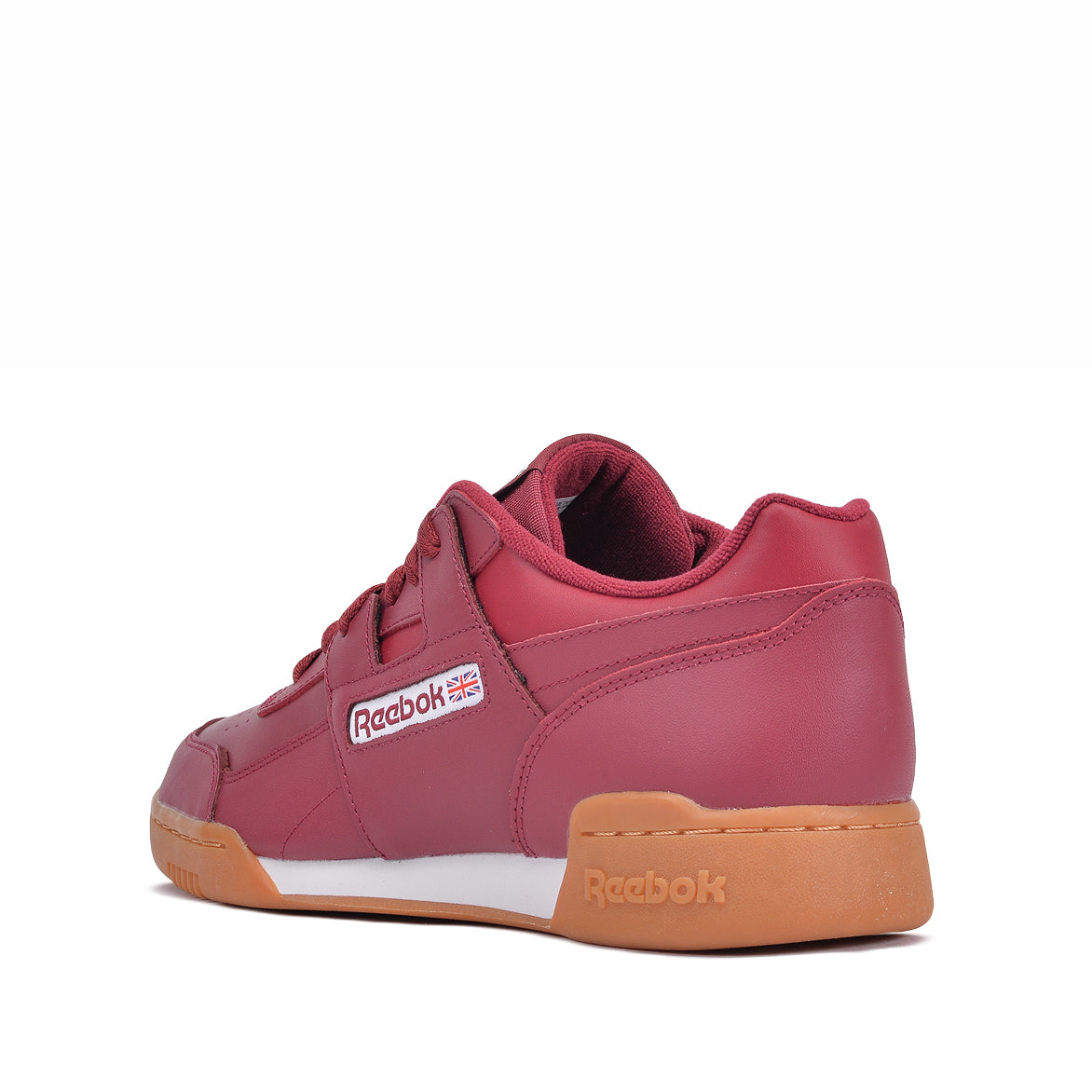 WORKOUT PLUS - MAROON / GUM