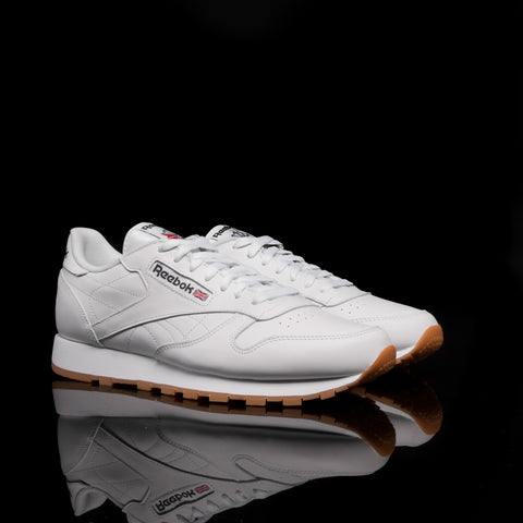 CLASSIC LEATHER - WHITE