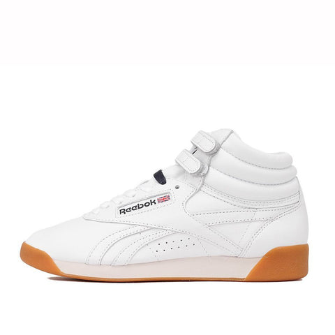 FREESTYLE HI WMNS -WHITE/GUM