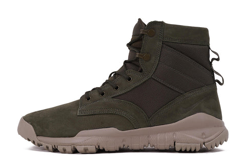 "NIKE SFB FIELD BOOT 6"" LEATHER - CARGO KHAKI"