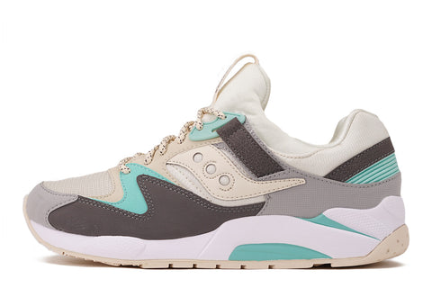 GRID 9000 - LIGHT TAN / MINT