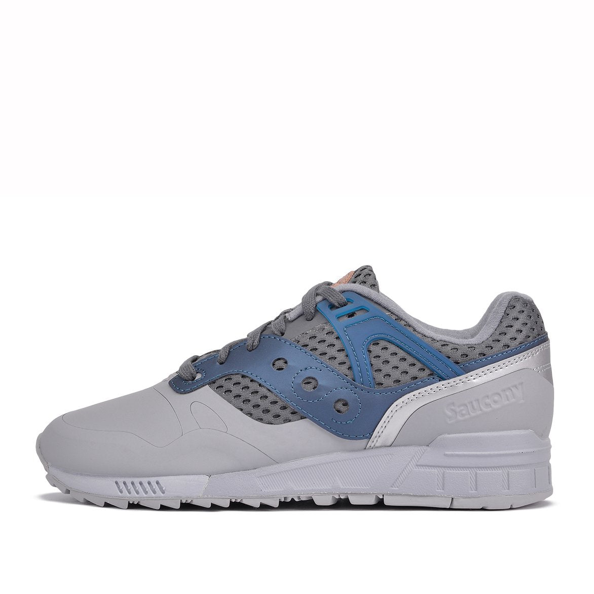 "GRID SD HT ""RIVERSTONE"" - GREY / BLUE"